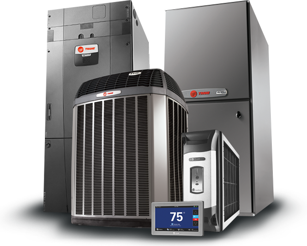 trane air conditioning system