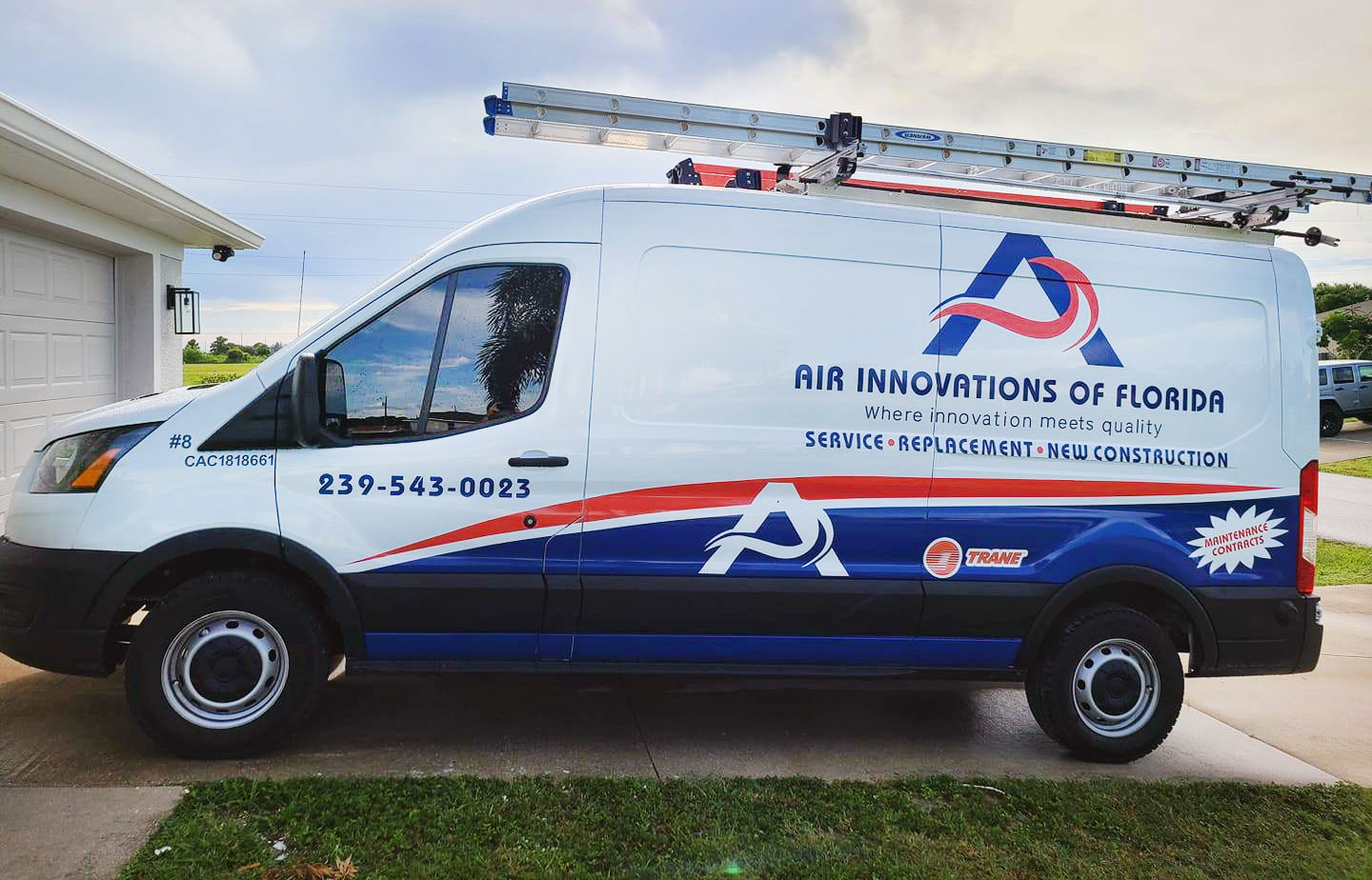 air innovations of florida van